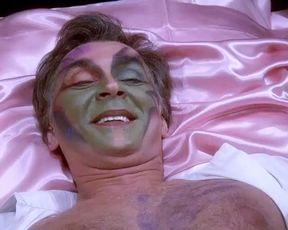 Hot scene Helen Shaver, Ann Dusenberry Nude - The Men's Club (1986)