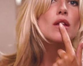 Hot scene Sienna Miller, Kinky Kerry Nude - Layer Cake (2004)