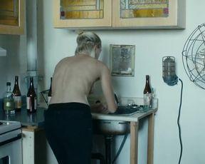 Celebrity Lesbian Video - Natalie Krill, Erika Linder, Mayko Nguyen, Andrea Stefancikova Nude - Below Her Mouth (2016) Part One