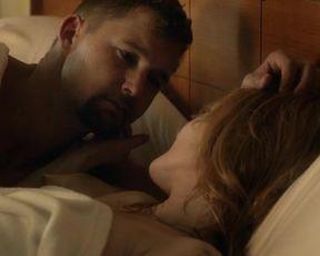 Hot scene Paula Malcomson nude – Ray Donovan s02e05-08 (2014)
