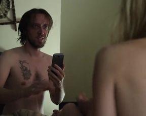 Sexy Sara Mitich Nude - Joy Ride 3 (2014)