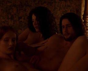 Sexy Marta Gastini nude – Borgia s03e02 (2014)