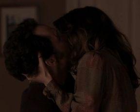 Hot scene Keri Russell nude – The Americans s04e05 (2016)