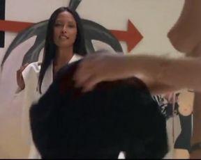 Hot scene Laura Gemser Nude - Emmanuelle In America (IT 1976)
