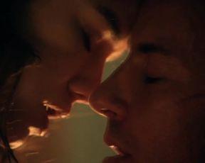 Hot scene Hanna Mangan-Lawrence, Cynthia Addai-Robinson Nude - Spartacus (2012) s2e7-9