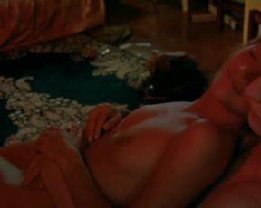 Hot scene Emma de Caunes Nude - Ma mere (2004)