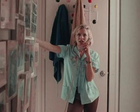 Naked scenes Annabelle Dexter-Jones Nude - Cecile on the Phone (2017)