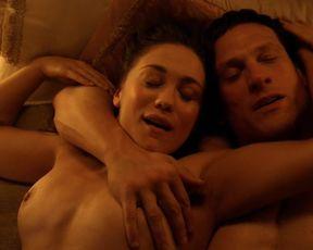 Actress Jenna Lind Nude - Spartacus s03e04 (2013) TV Show Sex Scenes