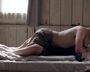 Hot actress Eva Green Nude - Womb (2011)