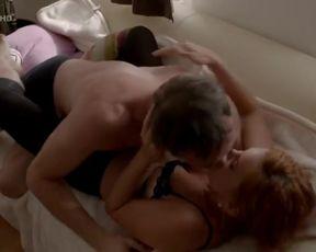 Hot scene Klara Krejsova Nude - Roznese te na kopytech (2013)