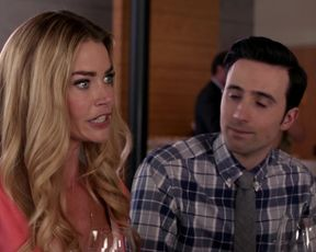 Hot scene Denise Richards nude - Significant Mother S01E02 (2015)