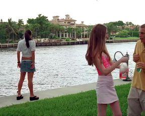 Hot scene Sarah Laine, Nikki Griffin, Sandra McCoy - Wild Things - Diamonds in the Rough