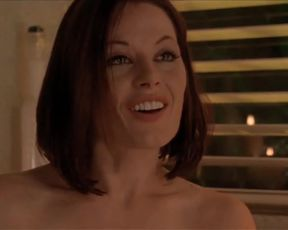 Hot scene Madeleine West Nude - Satisfaction AU s02e01 (2009)