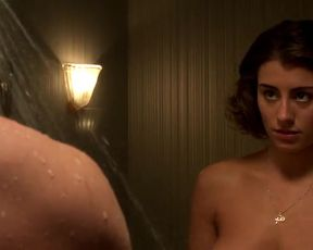 Actress Dominik Garcia-Lorido Nude - Magic City s01e08 (2012) Nudity and Sex in TV Show