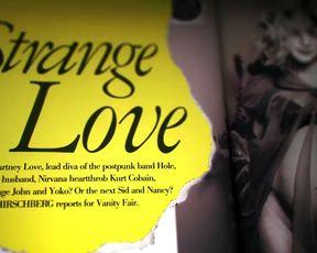 Hot scene Courtney Love Nude - Kurt Cobain. Montage of Heck (2015)
