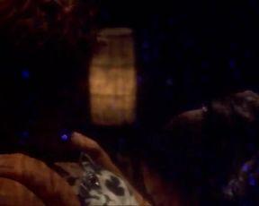 Hot scene Charlotte Ayanna Nude - Dancing At The Blue Iguana (2001)