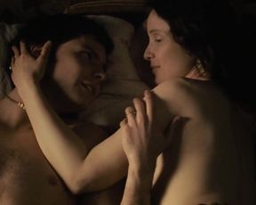 Topless scene Julie Delpy nude - The Countess (2009)