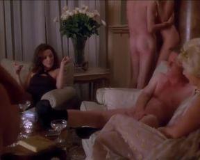 Bridget Fonda, Joanne Whalley, Britt Ekland, Tracy Kneale - Scandal (UK 1989)