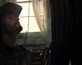 Sexy Thandie Newton Sexy - Westworld s01e04 (2016) TV show scenes