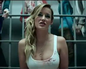 Sexy Sarah Dumont, Halston Sage Sexy - Scouts Guide to the Zombie Apocalypse (2015) TV show scenes
