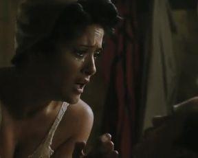Sexy Salma Hayek Sexy, Alice Krige Nude - Lonely Hearts (2006) TV show scenes