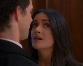 Sexy Salma Hayek Sexy - Ugly Betty (2006) s01e07 TV show scenes