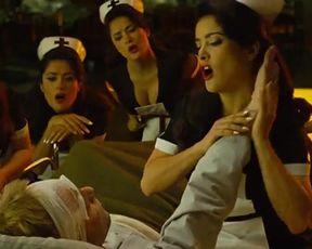 Sexy Salma Hayek Sexy - Across the Universe (2007) TV show scenes