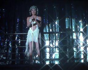 Sexy Salma Hayek Sexy - 54 (1998) TV show scenes