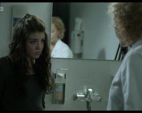 Sexy Katja Riemann, Helen Woigk, etc Sexy - Ohne Dich (2014) 2 TV show scenes