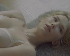 Sexy Haley Bennett Sexy - GQ USA, October 2016 TV show scenes