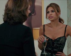Sexy Eva Mendes & Meg Ryan Sexy - The Women (2008) TV show scenes