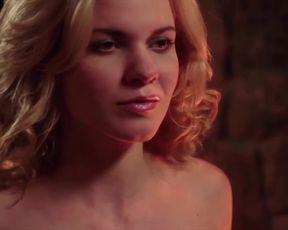 Sexy Angel McCord, Heather Roop & Cora Benesh nude - The Sacred (2012)