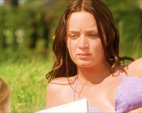 Emily Blunt, Natalie Press Nude - My Summer of Love (2004)