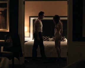 Naked scene Sarah Hay, Emily Tyra - Flesh and Bone (2015 ) s01e02-03 TV show nudity video