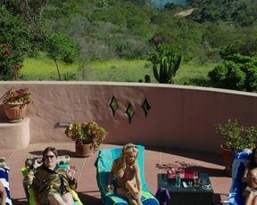Aria London, Heather Paige Cohn, Mindy Robinson nude - Road Hard (2015)