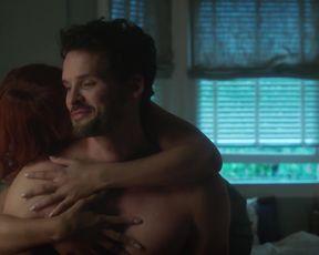 Naked scene Rihanna - Bates Motel S05E05-06 (2017) TV show nudity video
