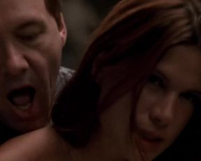 Celebs Rhona Mitra, Laura Linney nude - The Life of David Gale (2003)