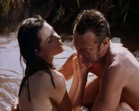 Hot celebs video Elizabeth Barondes, Gabriella Hall nude - Full Body Massage (1995)