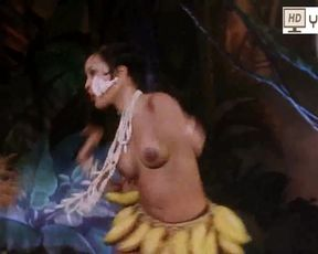 Hot actress Lynn Whitfield - The Josephine Baker Story (1991)