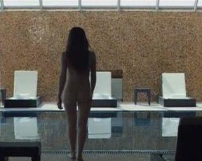 Hot scene Irina Vinogradova, Ekaterina Arkharova nude - Hotel (2015)