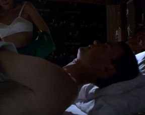 Hot celebs video Amy Locane, Rose McGowan nude - Going All the Way (1997)
