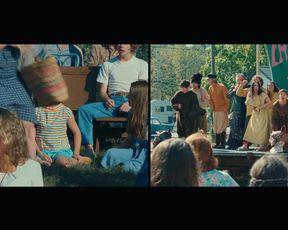 Hot celebs video Kelli Garner nude - Taking Woodstock (2009)