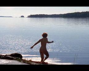 Hot actress Irina Bjorklund naked actress sex scene - Minä ja Morrison (2001)