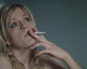 Hot celebs video Georgia King nude - Kill Your Friends (2015)