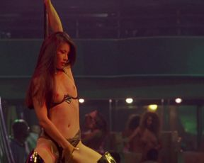 Hot actress Lucy Liu nude - City of Industry (1997)