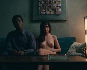 Paz de la Huerta nude - The Limits Of Control (2009)