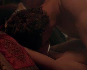 Naked scene Rebecca Ferguson - The White Queen s01e02 (2013) [uncut] TV show nudity video