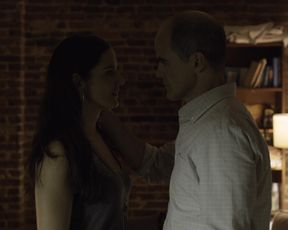 Actress Rachel Brosnahan, Kate Lyn Sheil - House of Cards s02 (2014) Nudity and Sex in TV Show
