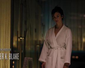 Hot scene Maggie Siff - Billions s01e06 (2016)