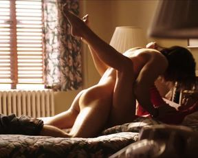 Naked scene Lyndsy Fonseca, Paget Brewster naked - Down Dog s01e01 (2015) TV show nudity video